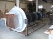 Ohřev vody, elektrárna - výkon 2,5 MW, svorkovnice